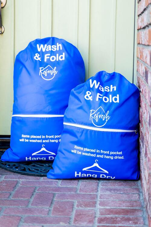 Refresh Wash & Fold Bag